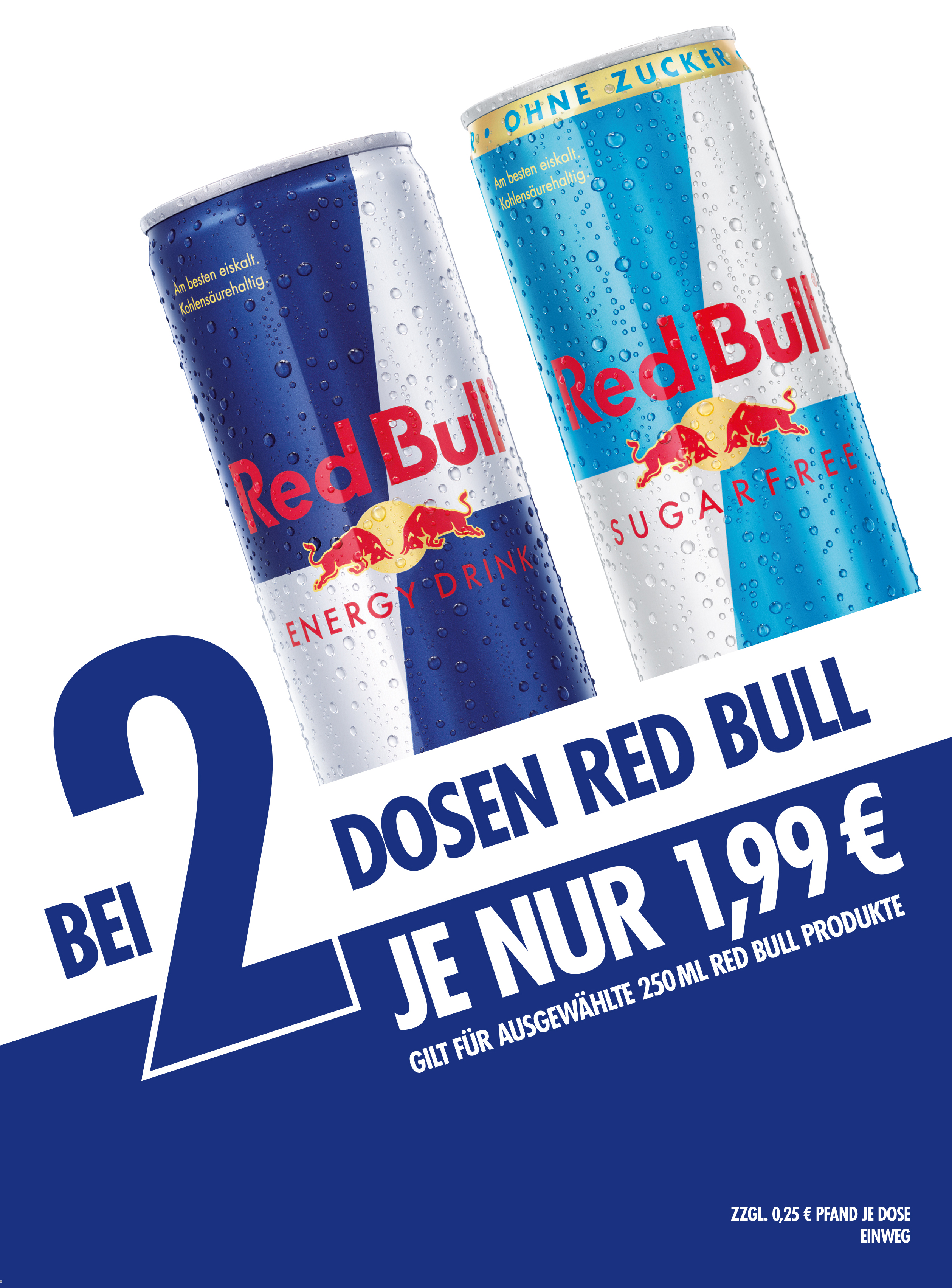 Red Bull Aktion