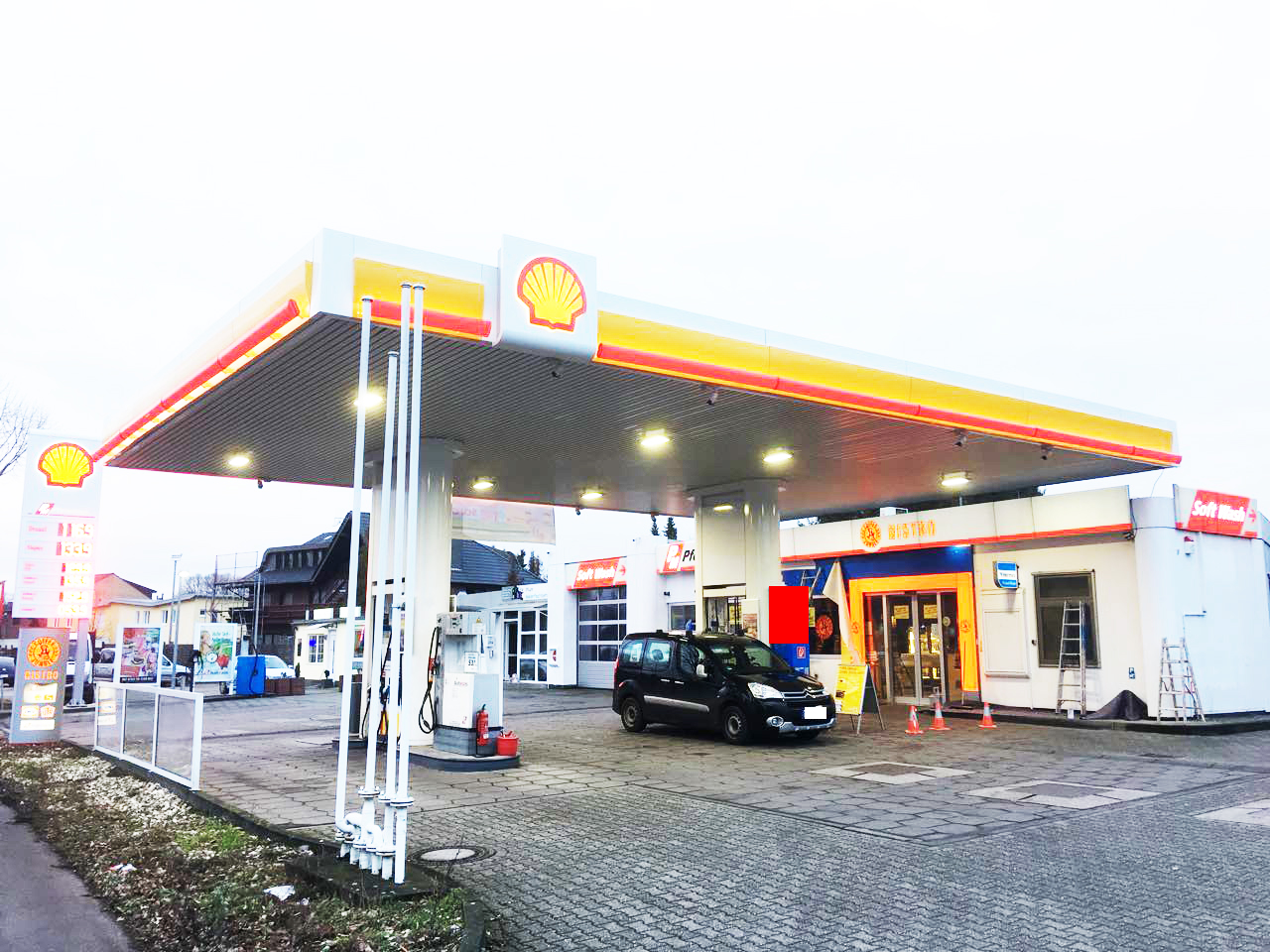 Shell Wegberg-Wildenrath